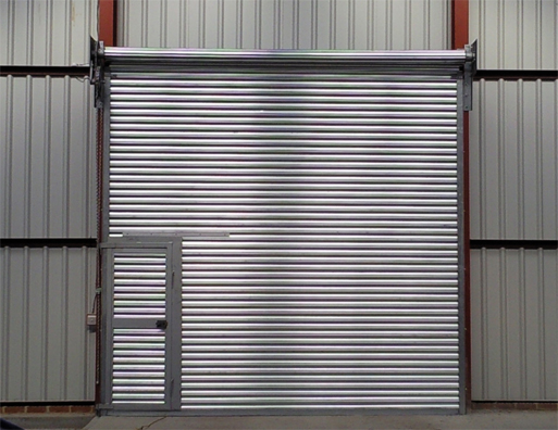 Rolltech roller shutter shareboot theme by - The rolling shutter home in bohemia ...